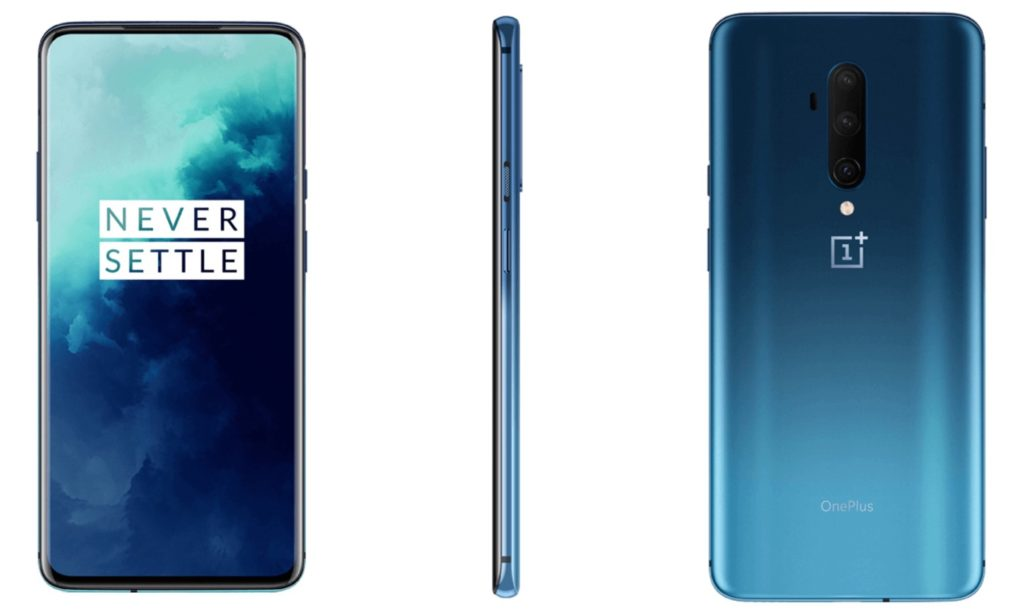 OnePlus 7T Pro Bleu 1024x614