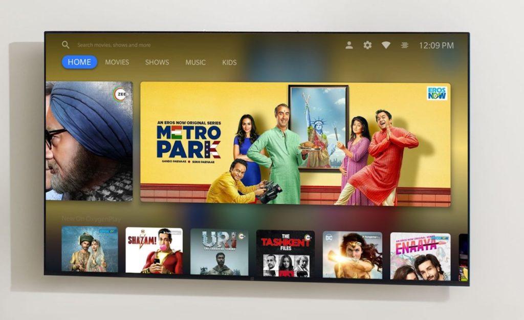 OnePlus TV Officiel 1024x625
