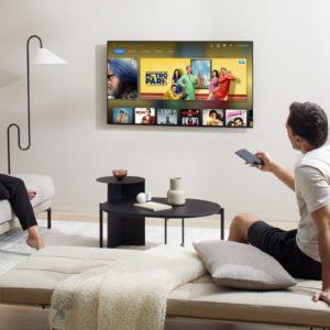 Image article Les téléviseurs 4K maintenant présents dans 30% des foyers