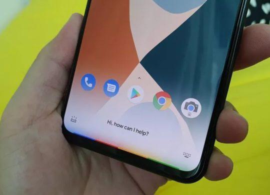 Pixel 4 XL Google Assistant