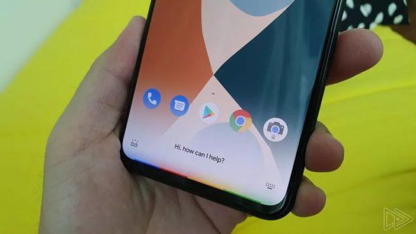 Pixel 4 XL Google Assistant 600x338