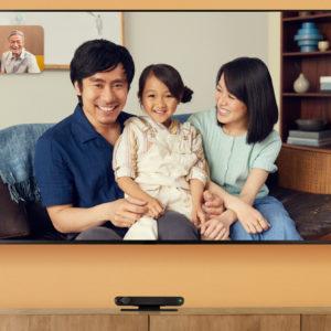 Image article Facebook veut s'installer dans votre salon avec sa caméra Portal TV