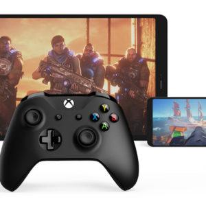 Image article Microsoft xCloud : lancement en 2020, plus de 50 jeux annoncés, support du PC et manette PS4