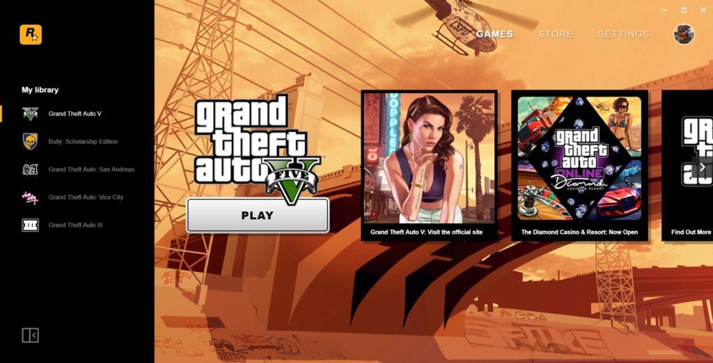 Rockstar Games Launcher 1024x522