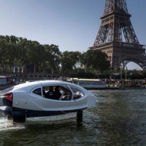 Image article SeaBubbles : les essais ont repris sur la Seine