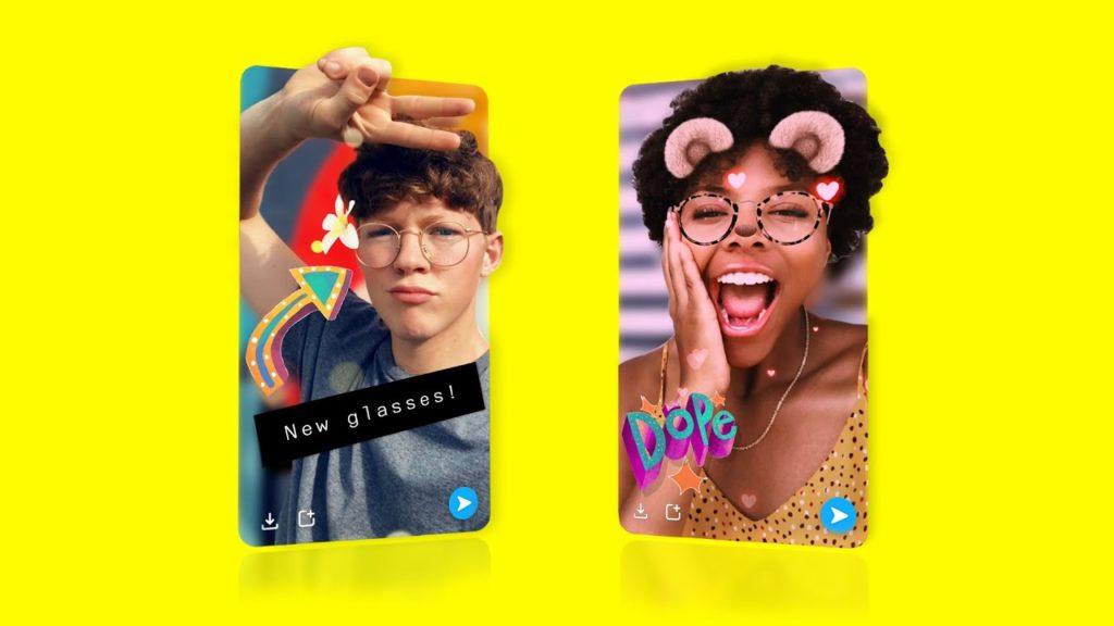 Snapchat Mode 3D 1024x576
