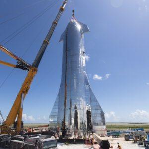 Pour Elon Musk, la fusée Starship est désormais la «top priorité» de SpaceX