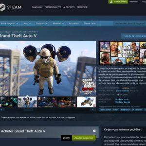 Image article Steam perd son procès en France pour l'interdiction de revendre les jeux dématérialisés