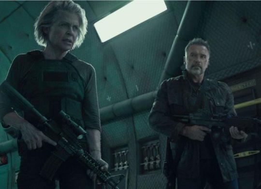 Terminator Dark Fate 1