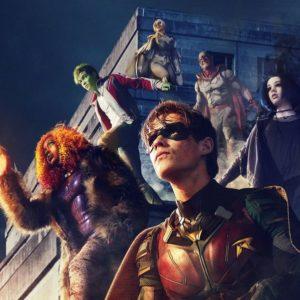 Image article Titans : un trailer pour la saison 2, et la première apparition de Batman