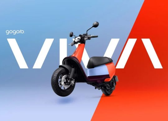 Viva gogoro scooter electrique