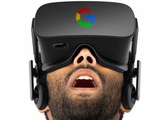 casque VR sans fil Google