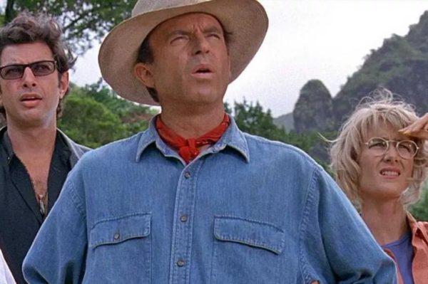 Jurassic Park Goldblum Neill Dern 600x399