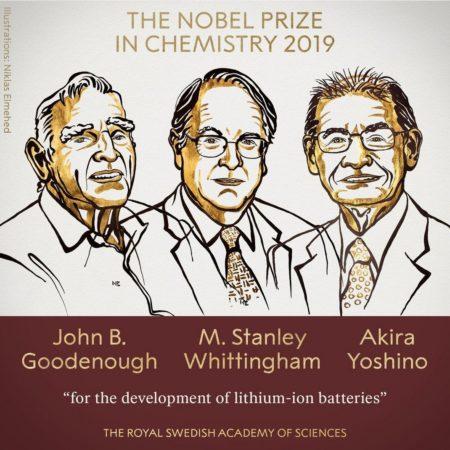 ¨rix Nobel De Chimie 2019 450x450