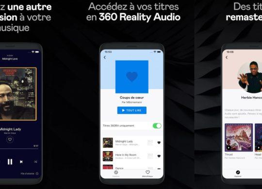 360 by Deezer Application