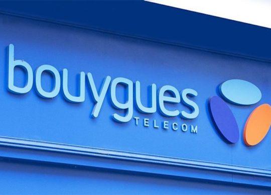 Boutique de Bouygues Telecom Logo