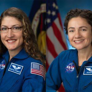 ISS : suivez en direct la première sortie extravéhiculaire 100% féminine