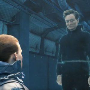 Le présentateur Conan O'Brien fera une apparition dans Death Stranding !