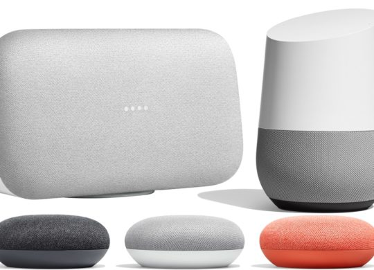 Google Home vs Home Mini vs Home Max