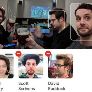 Google Photos permet désormais de taguer manuellement les visages