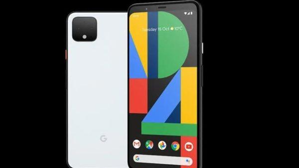 Google Pixel 4 600x337