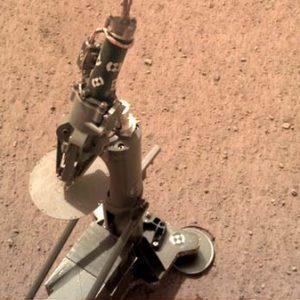 Image article l'InSight de la NASA peut enfin commencer à creuser Mars