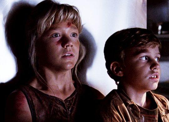 Jurassic Park tim et Lex
