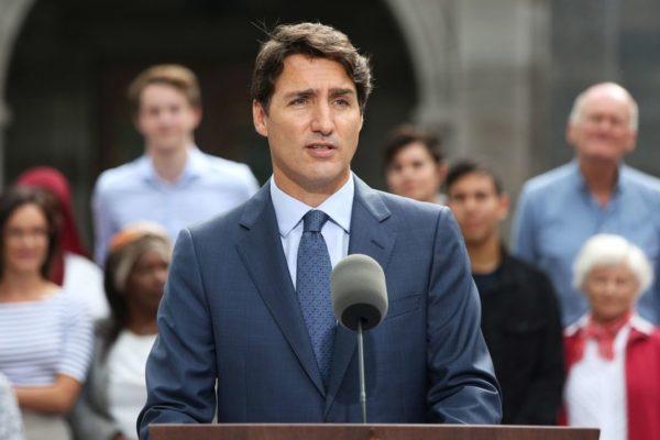 Justin Trudeau 600x400
