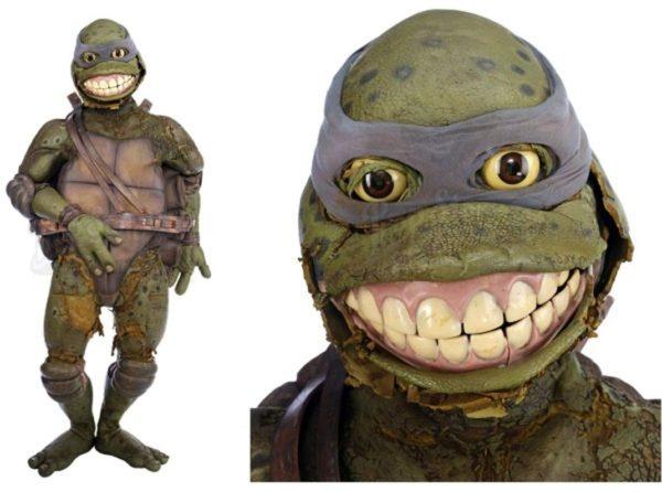 Leonardo Costume TMNT 600x446