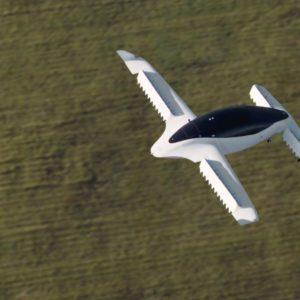 Image article Lilium Jet : un vol d'essai réussi et une date de lancement pour le taxi-volant 100% électrique