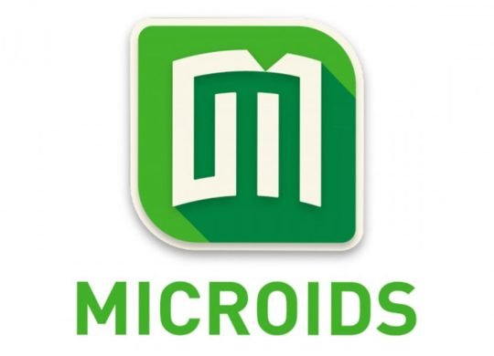 Microids new logo