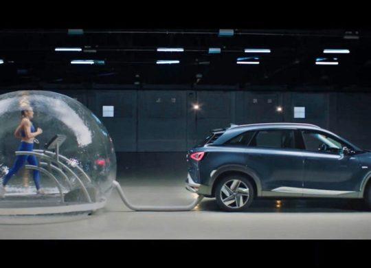 Nexo Hydrogen Hyundai