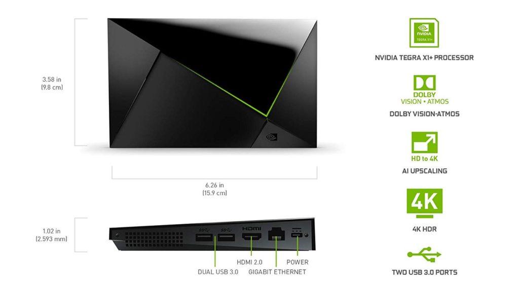 Nvidia Shield TV Pro Caracteristiques 1024x576