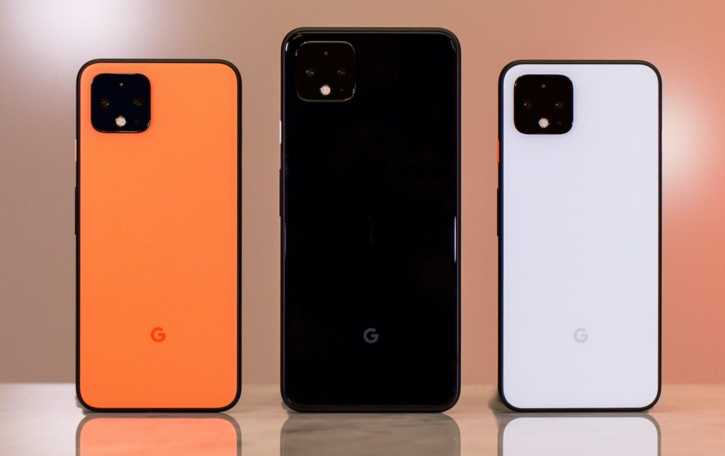 Pixel 4 Arriere Orange Noir Blanc 1024x644
