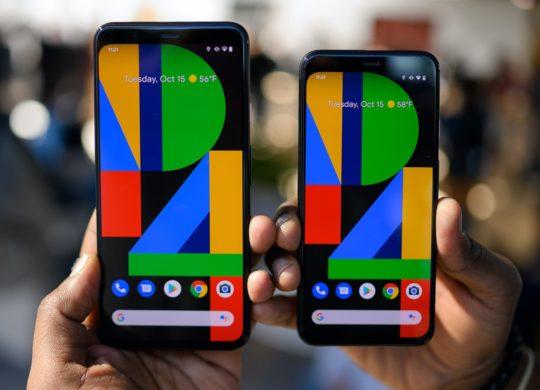 Pixel 4 vs Pixel 4 XL Avant Prise en Main