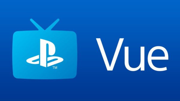 PlayStation Vue 600x337