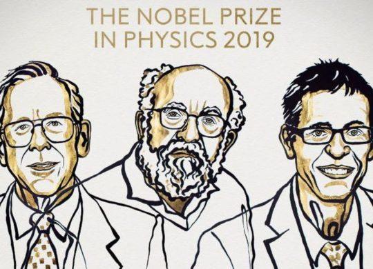 Prix Nobel de physique 2019 1