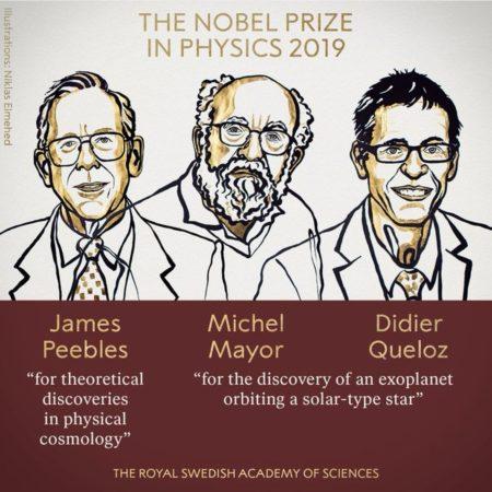Prix Nobel De Physique 2019 450x450