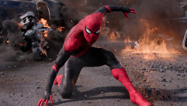 Spider Man Far From Home 600x342