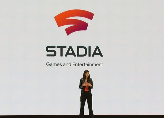 Stadia Game studio