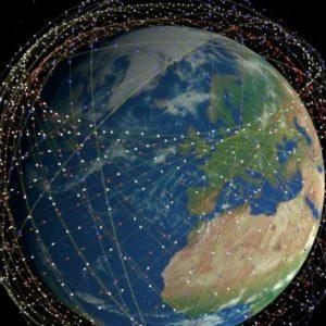 Elon Musk a envoyé un tweet via son réseau de satellites Starlink