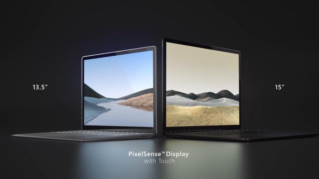 Surface Laptop 3 13 Et 15 Pouces 1024x576
