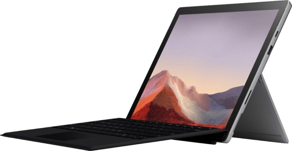 Surface Pro 7 Et Clavier 1024x532