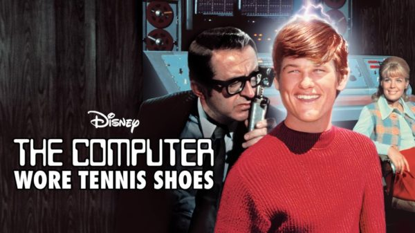 The Computer Wore Tennis Shoes 600x337