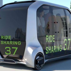 JO Tokyo 2020 : les athlètes seront transportés dans une navette entièrement autonome conçue par Toyota