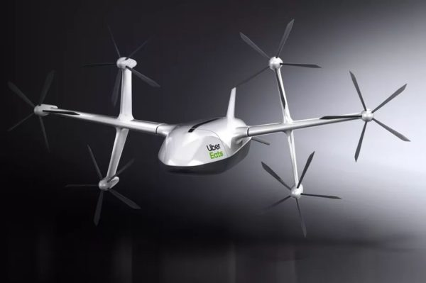 Uber Drone 600x399