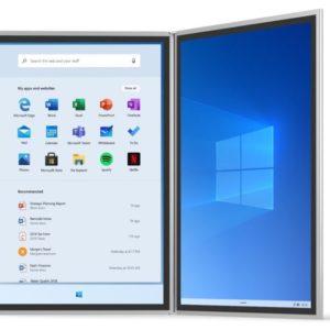 Image article Windows 10X et le Surface Neo seraient repoussés à 2021