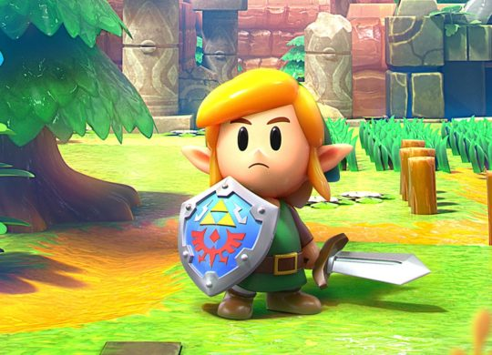 Zelda Link Awakening Switch