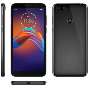 Image article Le Moto E6 Play pourrait rejoindre l'entrée de gamme chez Motorola