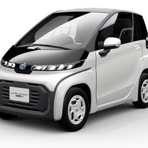 Toyota révèlera sa petite citadine électrique au Tokyo Motor Show